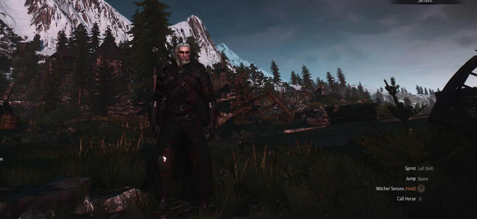 BearLovesViper для The Witcher 3: Wild Hunt - Скриншот 3