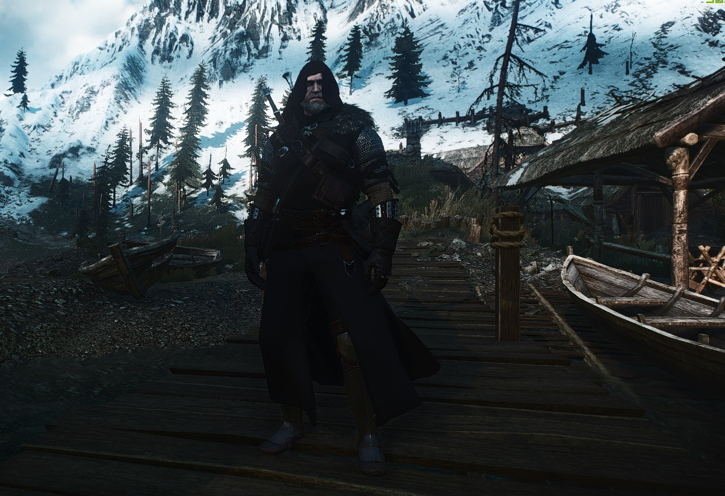 BearLovesViper для The Witcher 3: Wild Hunt - Скриншот 2