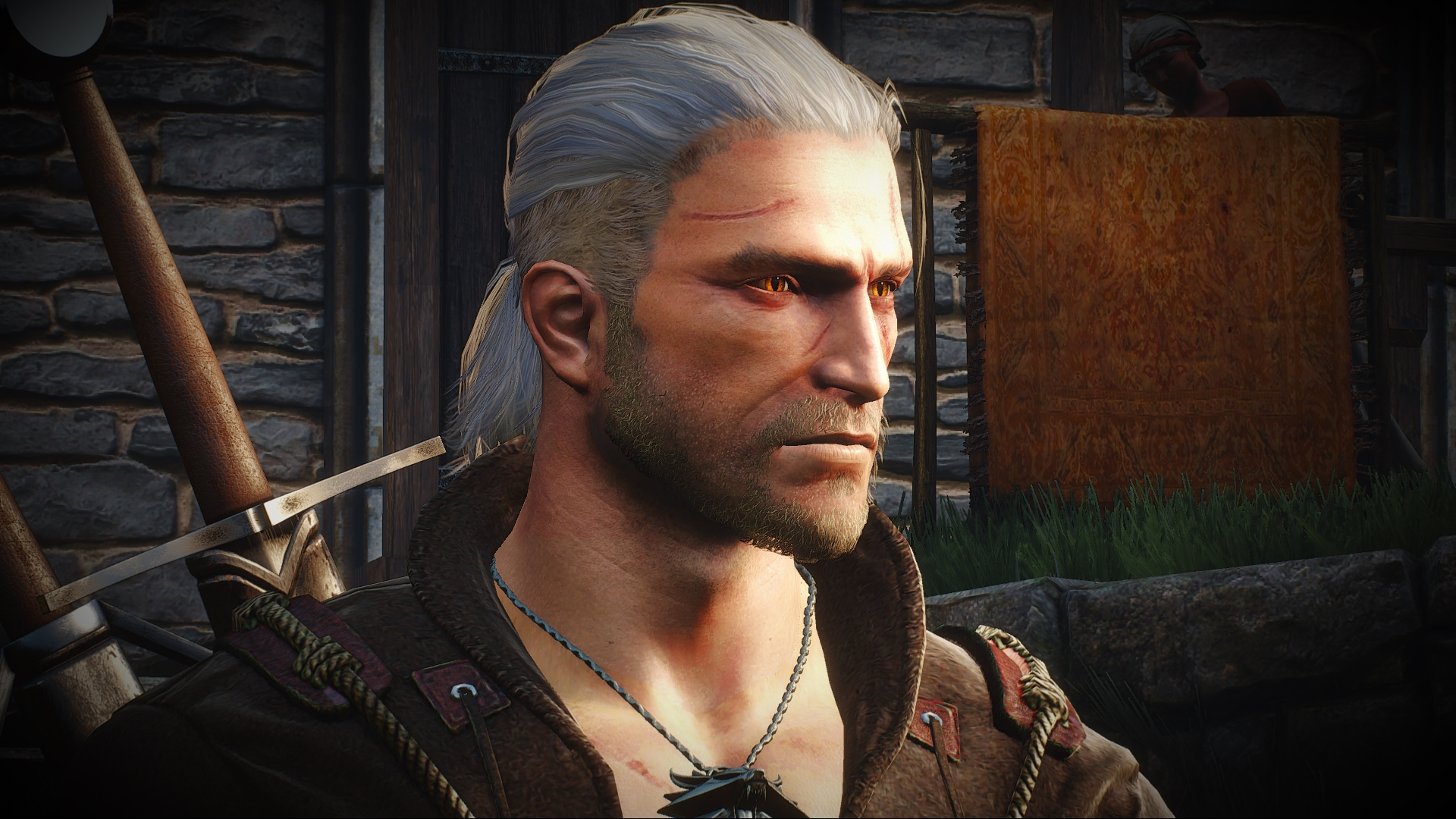 witcher geralt of - photo #32