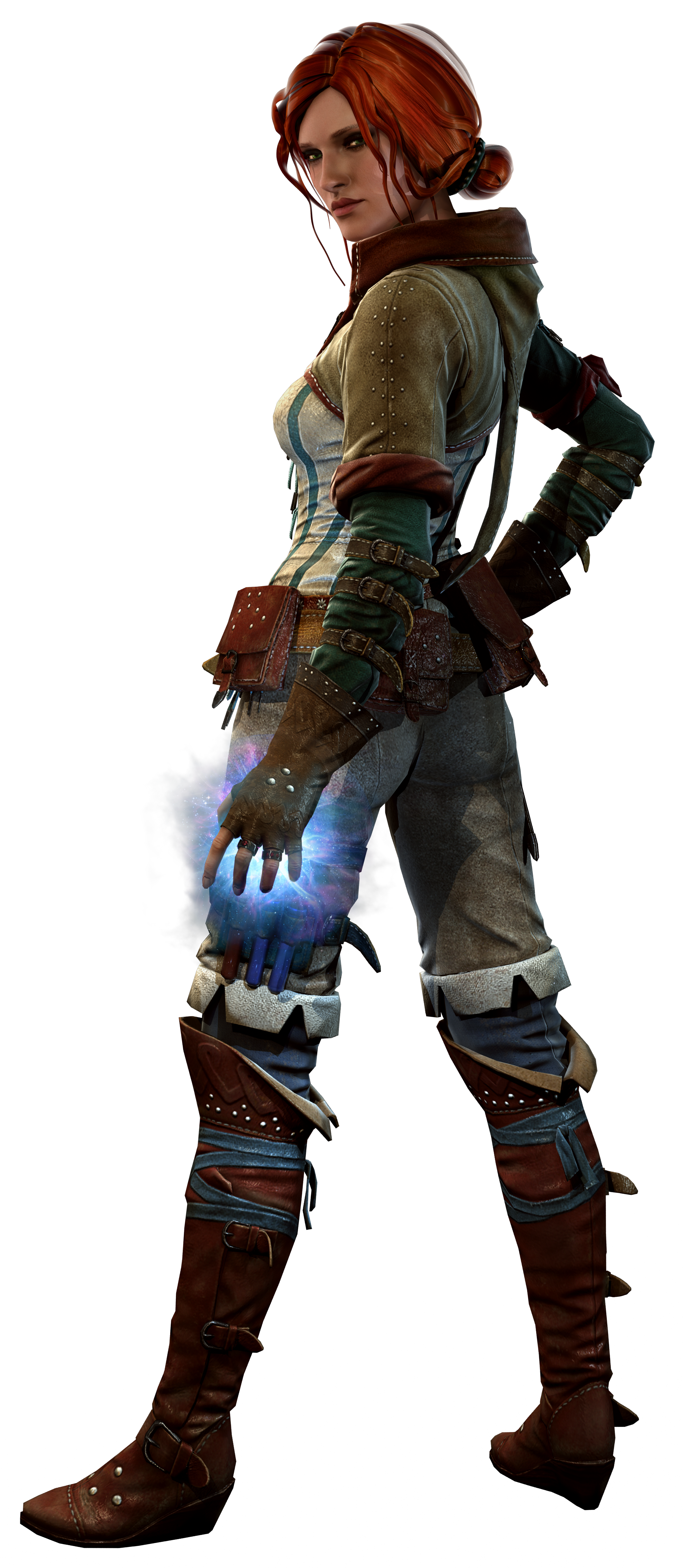 The Witcher 3 Triss