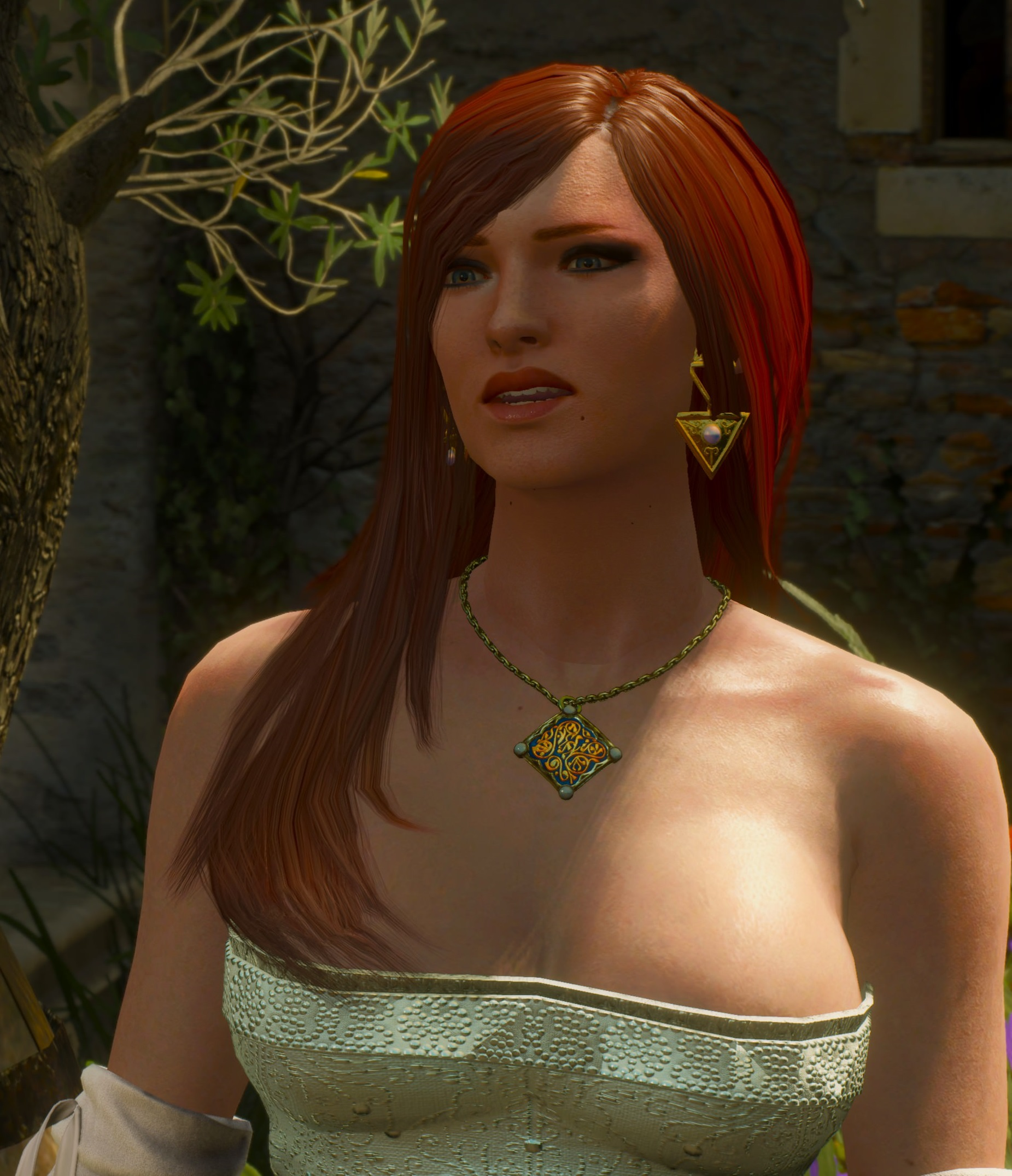 Improved Triss at The Witcher 3 Nexus - Mods and community
