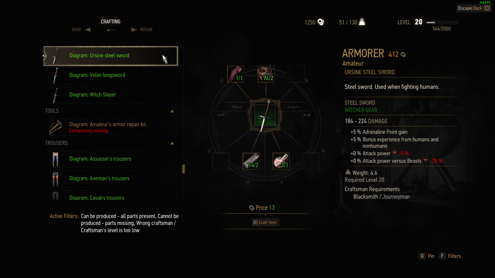 The Witcher 3 Nexus - Mods and community