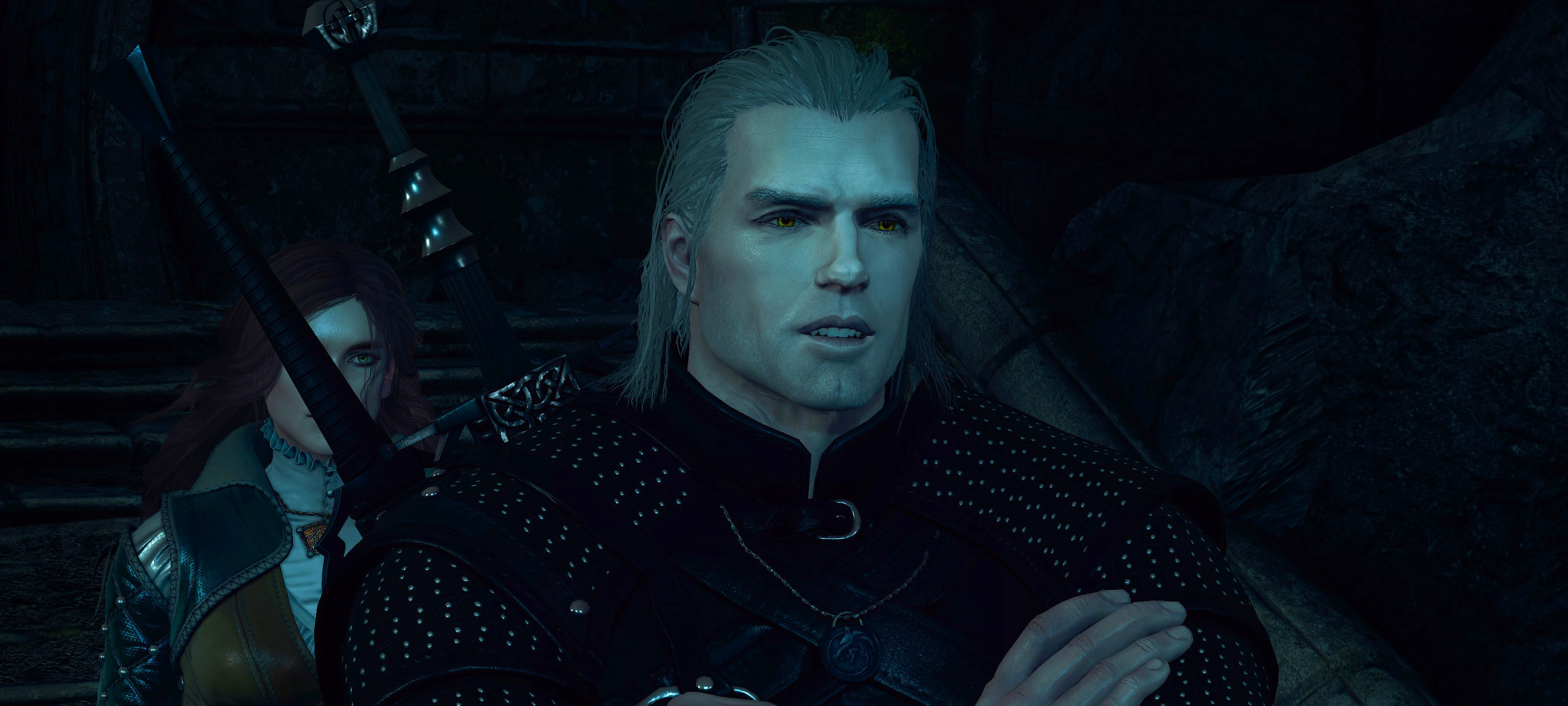 Witcher 3 Mod Replaces Geralt With Henry Cavill Alienware