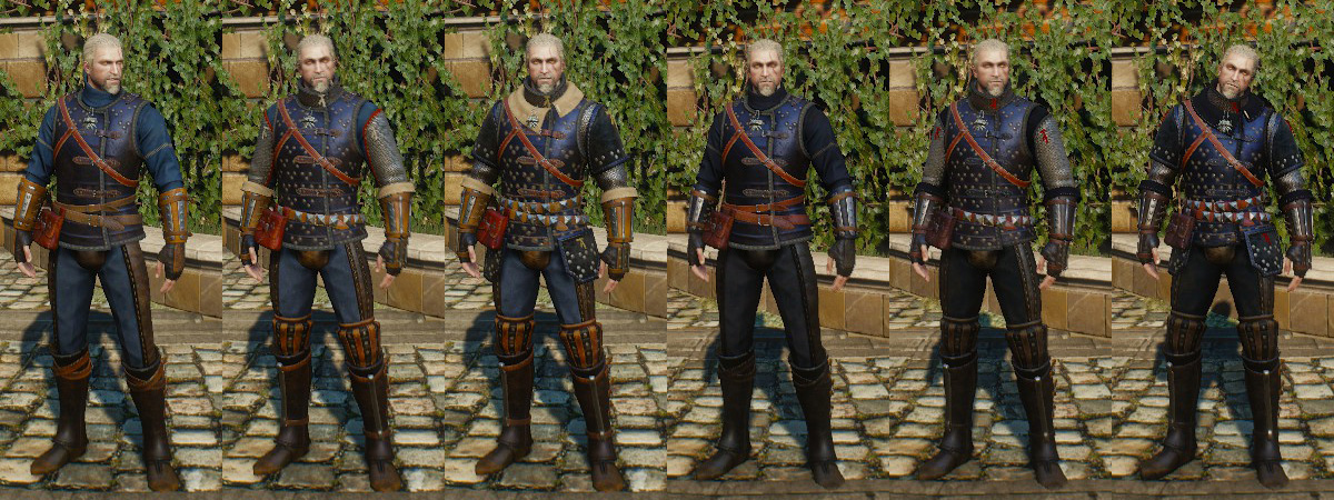 how to get feline armour witcher 3