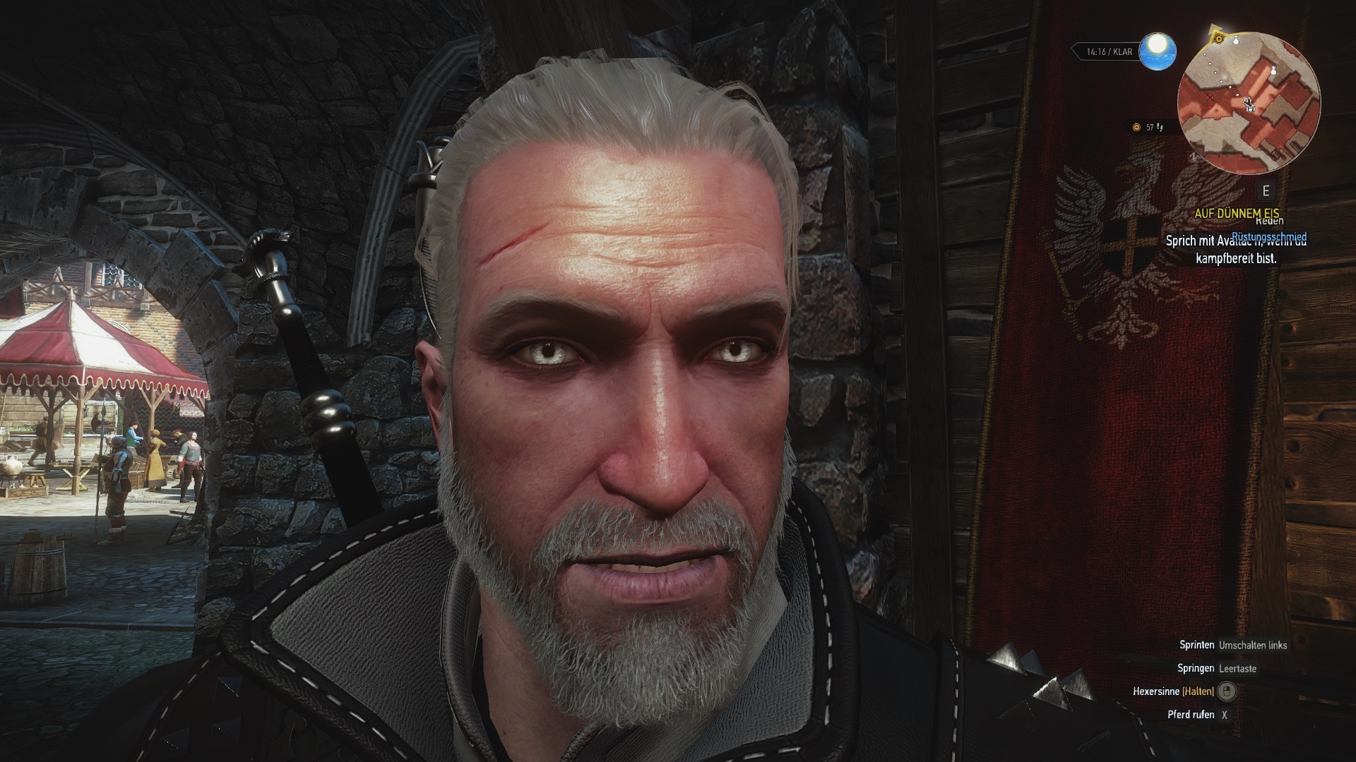 Cat Eyes Witcher