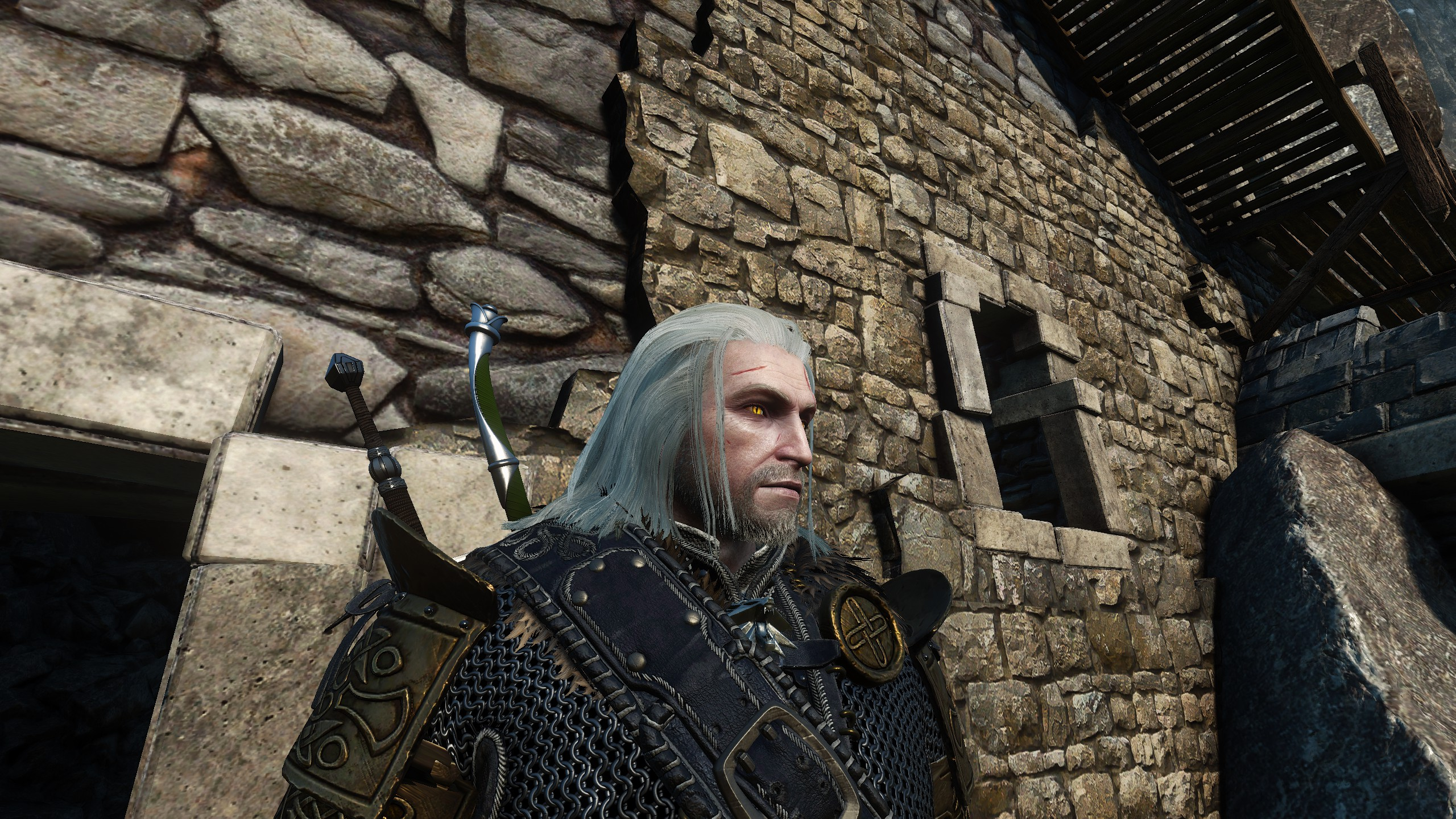 how to get a haircut in witcher 3