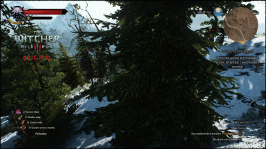 TheWitcher3HDRP Spruces01Original