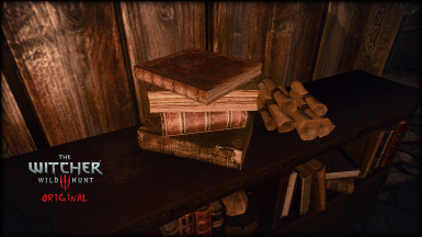 TheWitcher3HDRP 3 24 BooksStack01Original