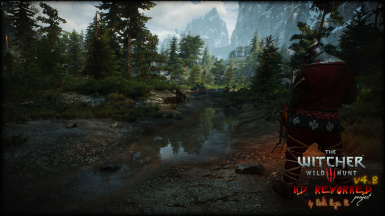 TheWitcher3HDRP 4 8 WaterPuddles02xHDRP