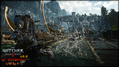 TheWitcher3HDRP 4 8 WaterSplashes01xHDRP