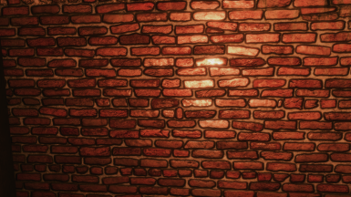 HDRP v5.0 - Detailed brick wall