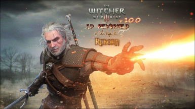 The Witcher 3 HD Reworked Project