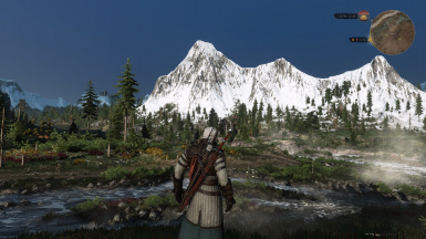 Witcher 3 All Natural