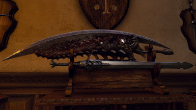 Son of Sparda Swords