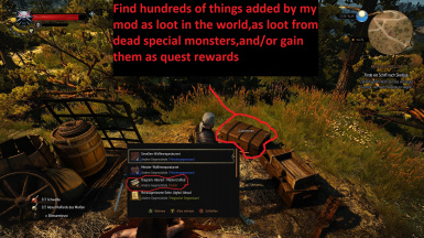 The Enhancement System at The Witcher 3 Nexus - Mods and community