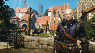Witcher 3 - Save File - Ready for NewGame Plus