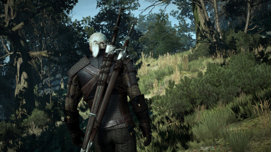 The Witcher 3 VGX Trailers weapons
