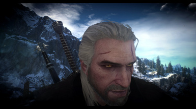 Witcher 2 Eyes