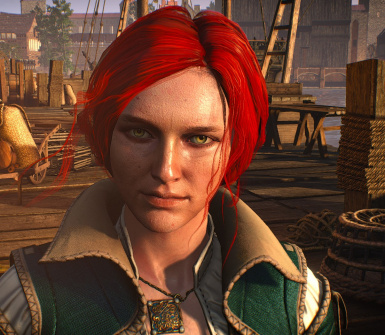 Not so pretty Triss