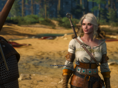 Ciri mimics test