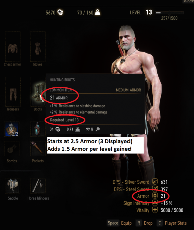 Level 13 Starting Boots