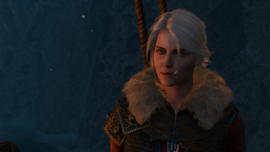 Ciri - No Scar No Make-Up