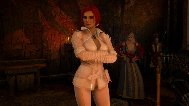 Triss Outfit RECOLORED