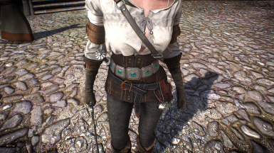 Ciri outfit better colours