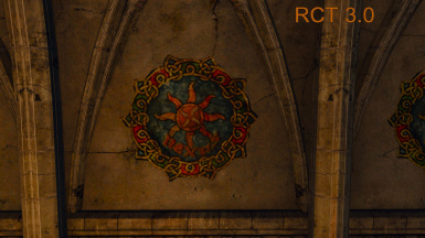 The Witcher 3 RCT30 Nexus logo
