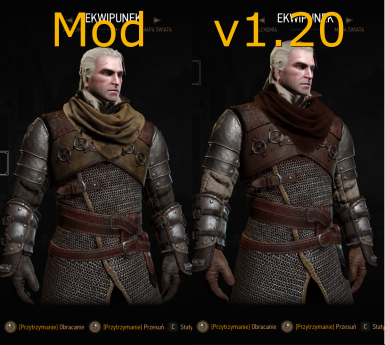 Old Quality Witcher Armours