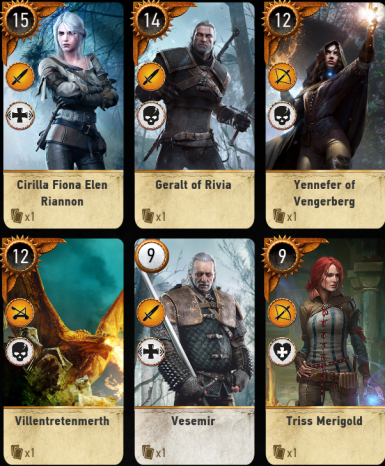 Gwent Deluxe 2.0
