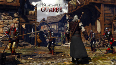 Beatable Guards