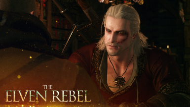 the elven rebel at the witcher 3 nexus mods and community