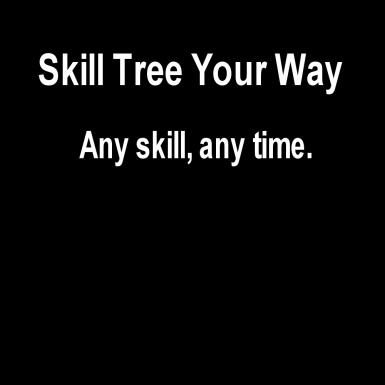 Skill Tree Your Way - 1.22 Compatible