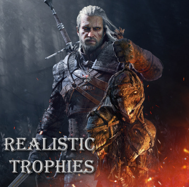 Realistic Trophies - new bonuses