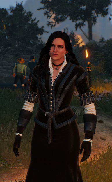 Yennefer No Fur