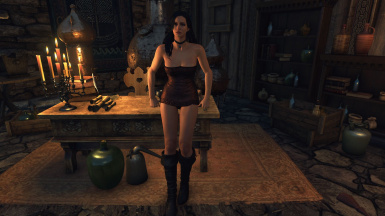 Sexy Yennefer Dress