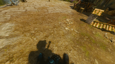 First person mode