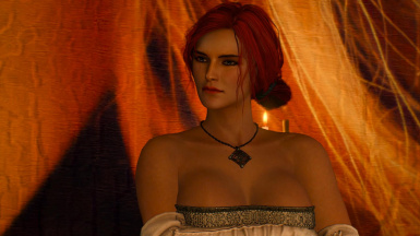 Triss New Makeup HD Eyes