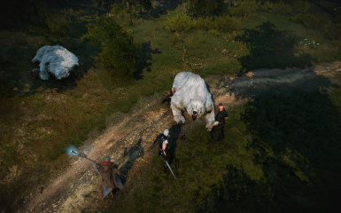the witcher 3 trainer 1.30
