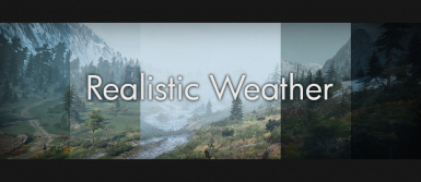 Realistic Weather