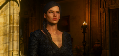 Yennefer New Makeup and Hair