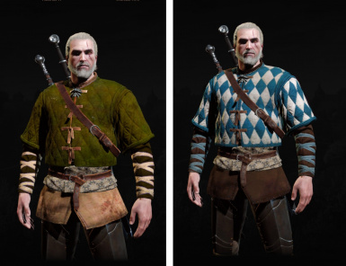 Classic Skellige Gambeson