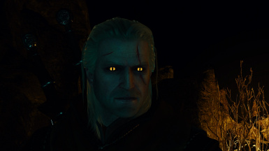 Glowing Witcher Eyes At The Witcher 3 Nexus Mods And Community