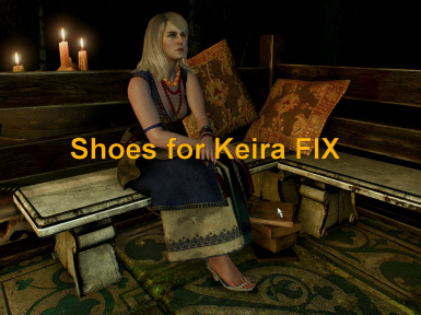 Shoes for Keira
