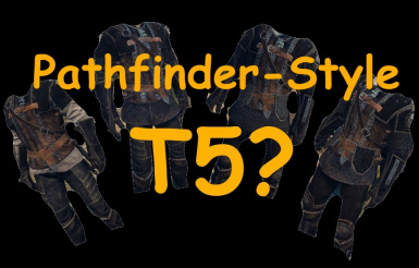 Griffin  Slim and Pathfinder and T5