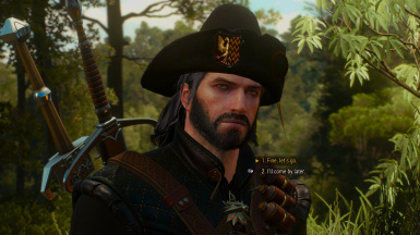 Equippable Witch Hunter Hat