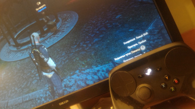Steam Controller keyboard mouse fix