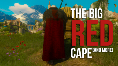 The Big Red Cape for AMM