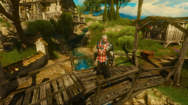 Geralt of Rivia Tourney Armor Boost